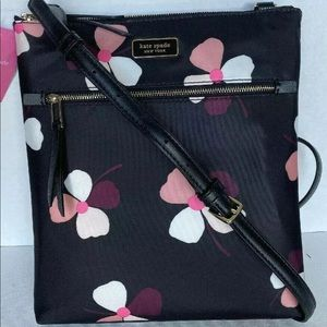 New Kate Spade New York Flat Crossbody